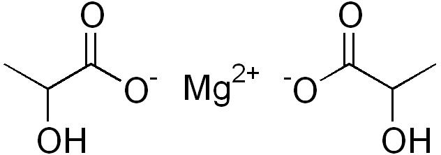 Magnéziumtípusok: Magnézium-laktát