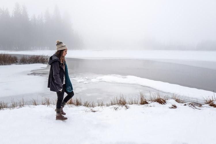 séta télen